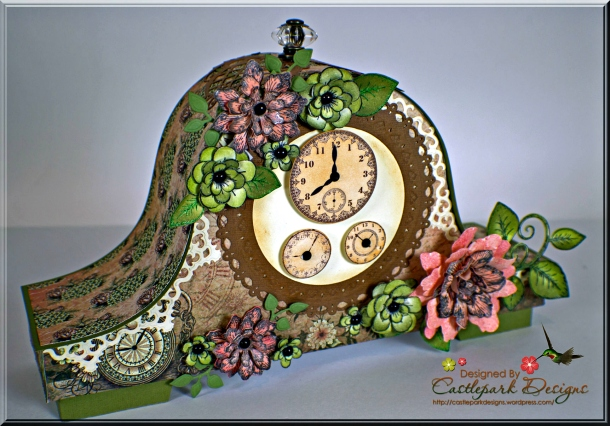 Joann-Larkin-Mantle-Clock