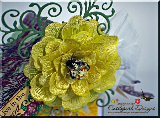 Joann-Larkin-Explosion-Birdhouse-Outside-Flower