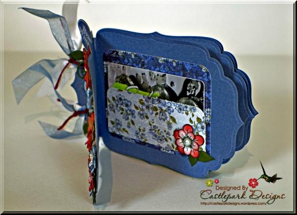 Joann-Larkin-Gift-Card-Mini-Albumn-Open