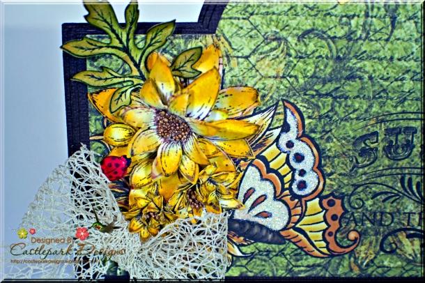 Joann-Larkin-Welcome-Sign-Flower1