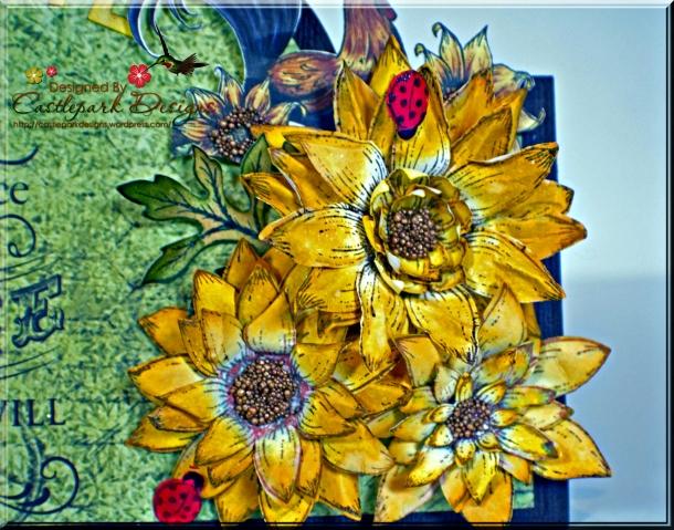 Joann-Larkin-Welcome-Sign-Flower2