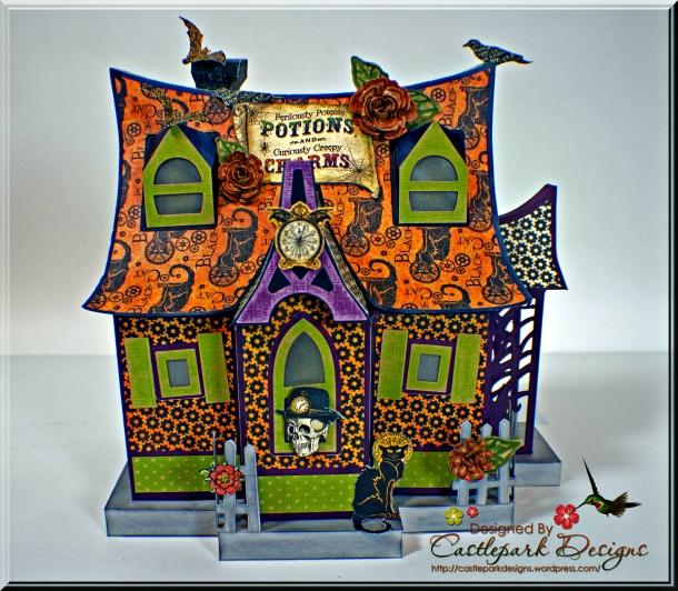 Joann-Larkin-Haunted-House-Front