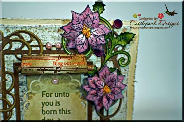 Joann-Larkin-Vintage-Scroll-Christmas-Card-Flower2