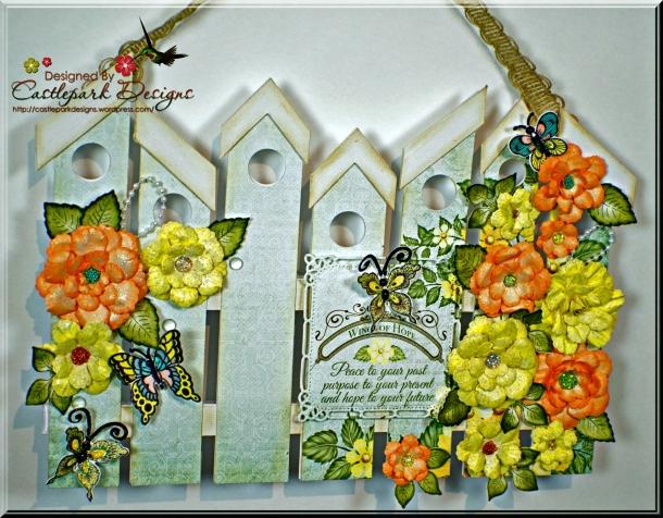 Joann-Larkin-Birdhouse-Fence-Closeup