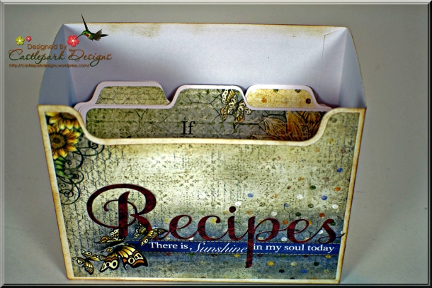Joann-Larkin-Recipe-Box-Open