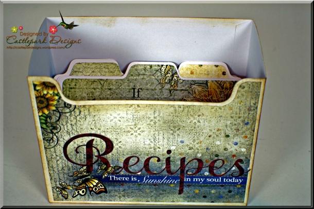 Joann-Larkin-Recipe-Box-Open