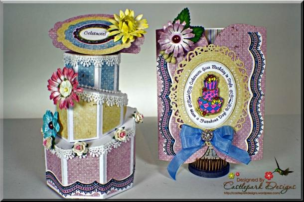 Joann-Larkin-Topsy-Turvy-Cake-and-Card
