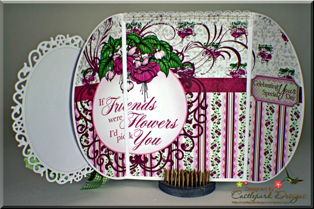 Joann-Larkin-Oval-Egde-Gatefold-Card-Open