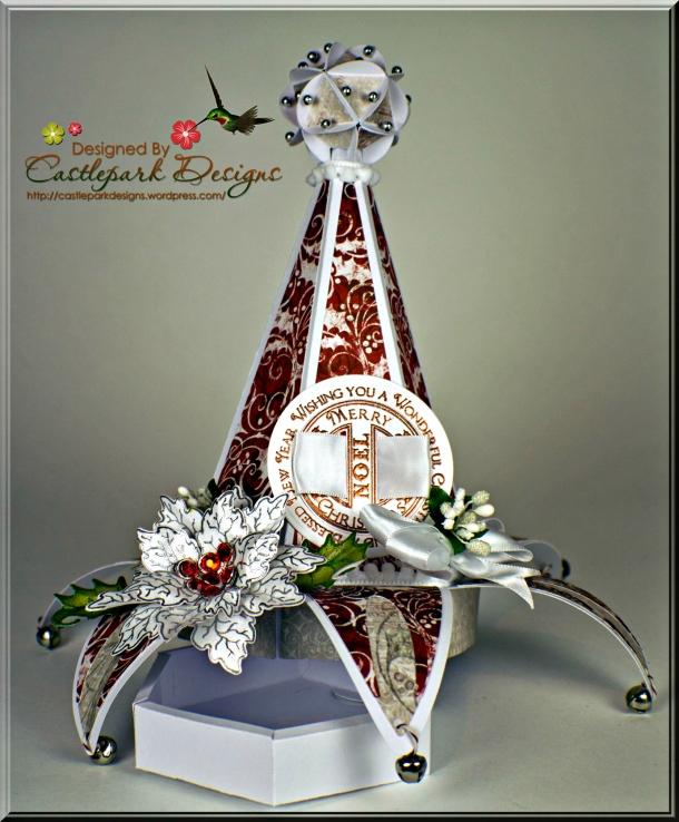 Joann-Larkin-Elf's-Christmas-Hat-Open