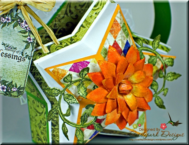 Joann-Larkin-Farmers-Market-Star-Shaped-Gift-Bag-Closeup