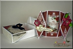 Christmas Double Diamond Fold withBox