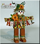 3D Scarecrow