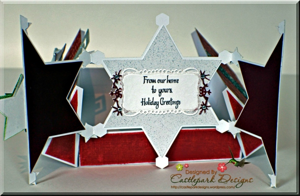 Joann-Larkin-Christmas-Card-Holder-and-Card-Open