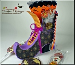 3D Witches Boot