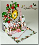 Perfectly Sweet Easel Card
