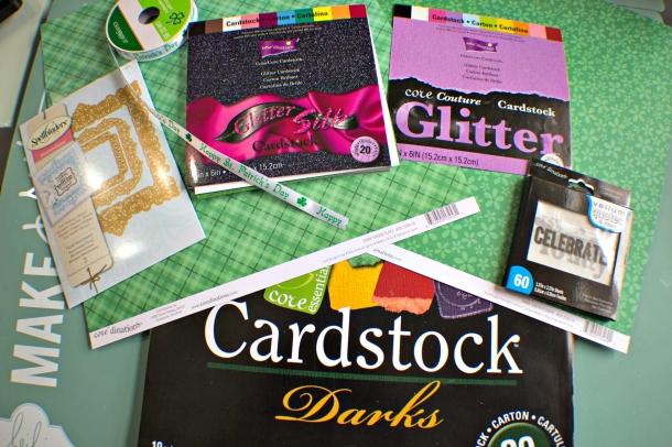 Joann-Larkin-Shamrock-Card-Supplies