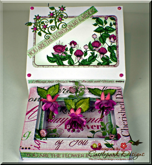 Joann-Larkin-5x7-Shadow-Box-Card-Open