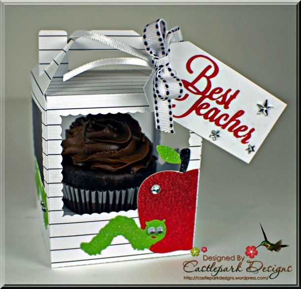 Joann-Larkin-Best-Teacher-Cupcake-Box