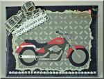 Motorcycle Card for Dad