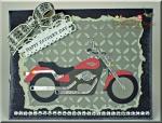 Motorcycle Card forDad