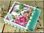 Botanic Orchid Get Well Soon Box w/SlidingDrawer