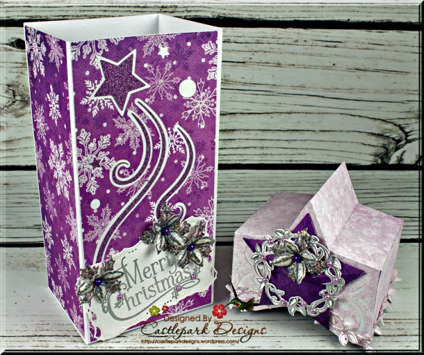 Joann-Larkin-Star-Topped-Gift-Box-Open