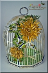 Enchanted Mum Bird Cage