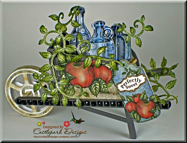 Joann-Larkin-Farmers-Market-Wheelbarrow