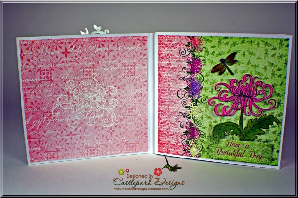 Joann-Larkin-Your-Friendship-Mini-Album-Open1