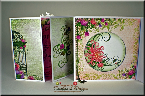 Joann-Larkin-Your-Friendship-Mini-Album-Open2