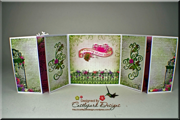 Joann-Larkin-Your-Friendship-Mini-Album-Open3