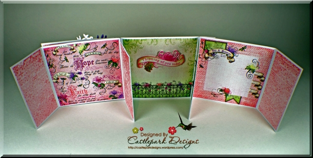 Joann-Larkin-Your-Friendship-Mini-Album-Open4