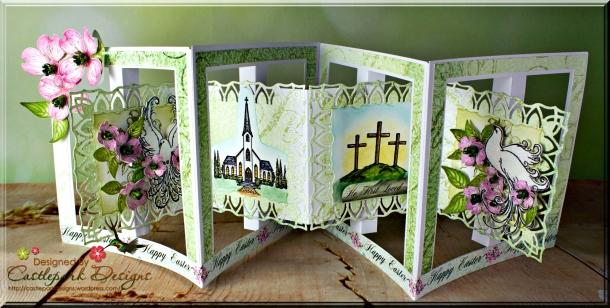 joann-larkin-happy-easter-accordian-fold