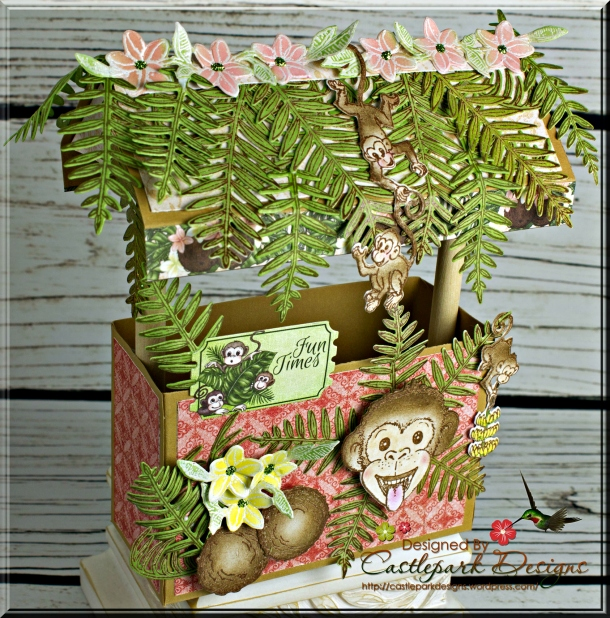 joann-larkin-3d-fun-times-money-tiki-hut