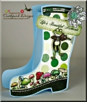 3D Wellie (Life's Beautiful Moments)