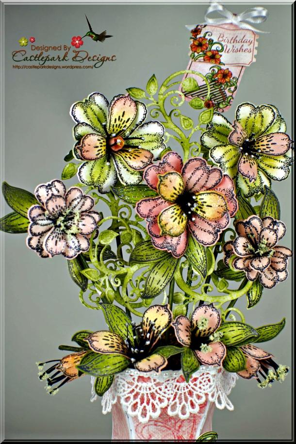 Joann-Larkin-Vase-of-Lilies-Closeup