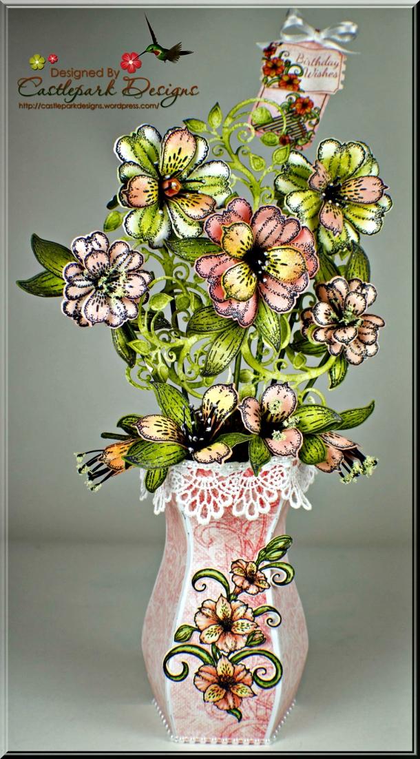 Joann-Larkin-Vase-of-Lilies