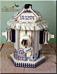 Pampered Pooch Collection – 3D Fire Hydrant Gift Box