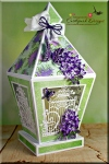 Lush Lilac Luminaire
